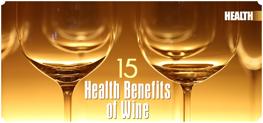 Benefits of Wine