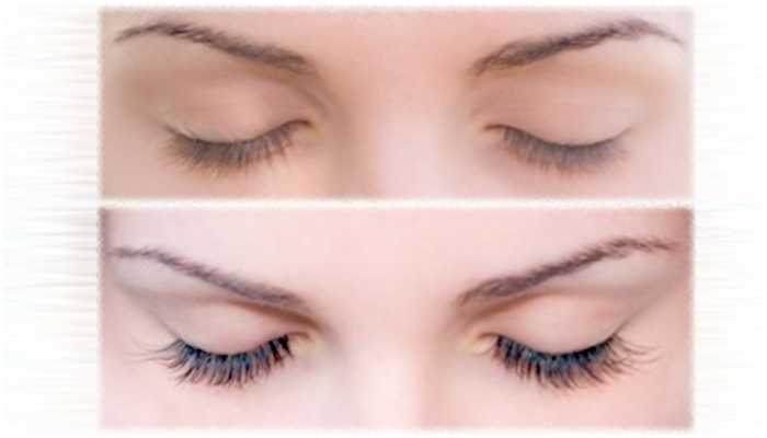 Synthetic Eyelashes Extensions 53