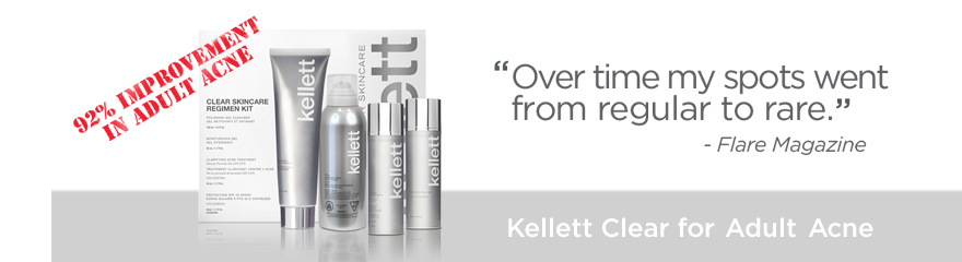 Kellett acne line