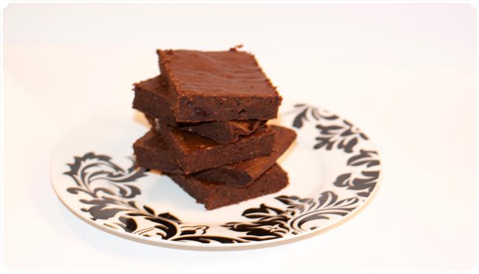 Seemingly Sinful Brownies