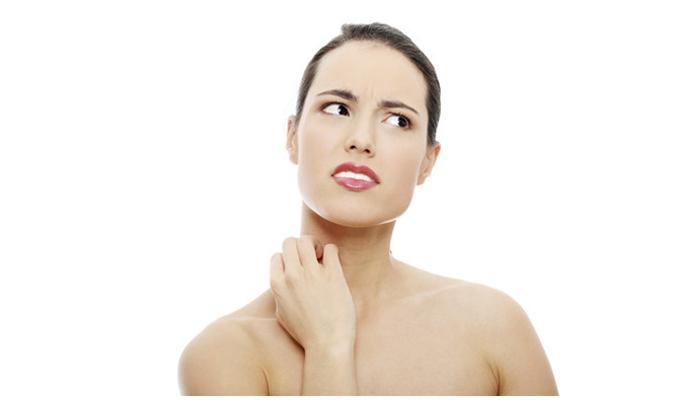 Cure to eczema: Pregnancy?