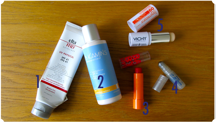 5 Sunscreens for Fall