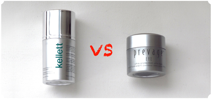 Eye Cream Face-Off