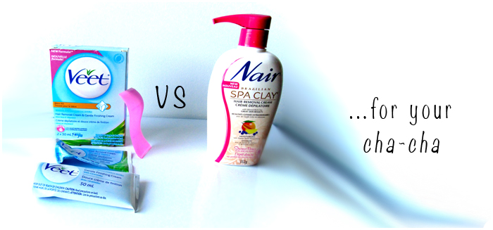 Nair sensitive bikini cream review