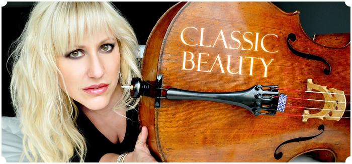 Cellist: Amanda Forsyth