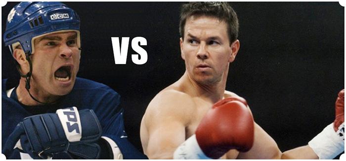 Domi vs Wahlberg