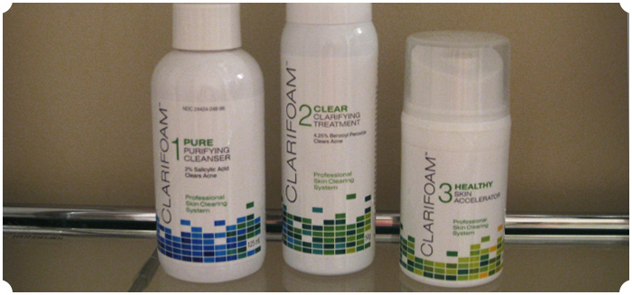 Beyond Clear Acne System