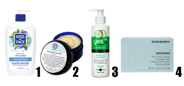 4 Green Beauty Prods that Work