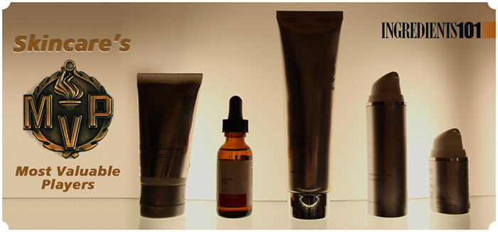 Skincare's MVPs