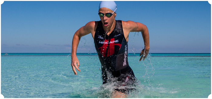 Triathlete: Anna Cleaver