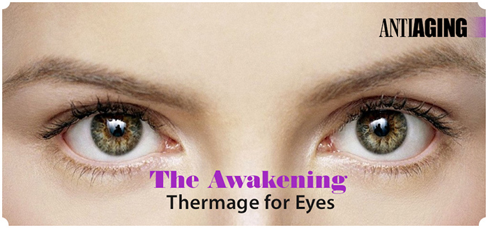 Thermage for eyes