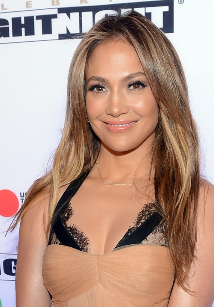Jennifer Lopez, March 2013 / Getty images