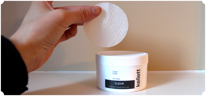 Clear Treatment Pads