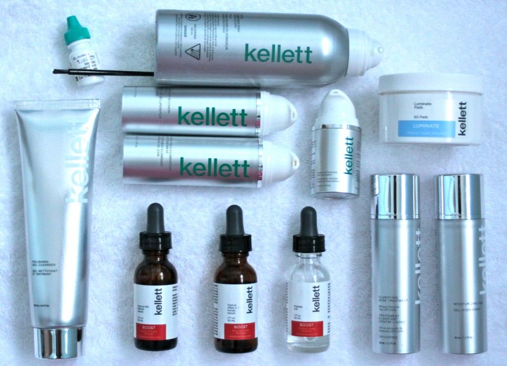 Kellett Skincare Wedding Prep