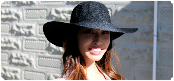 My New Sun Hat