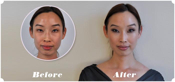 My Makeup Trial