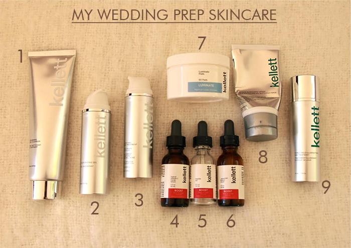 Wedding Prep Skincare