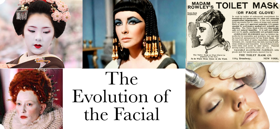 The Evolution of the Facial
