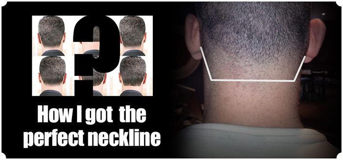 Manscaping: The perfect nape