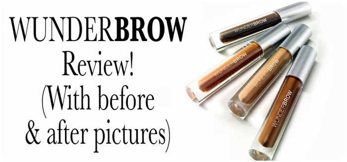 Wunderbrow Review!