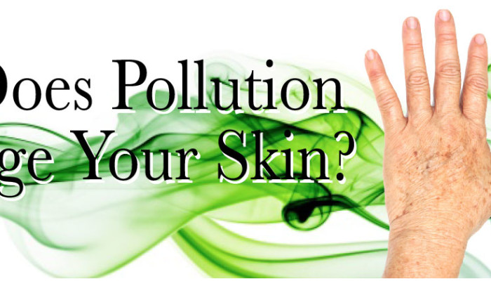 Does Pollution Age Your Skin?
