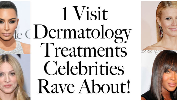 1 Visit Celebrity Treatments