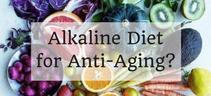 Alkaline Diet for Anti-Aging