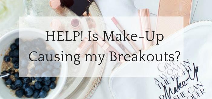 Make-Up = Breakouts?
