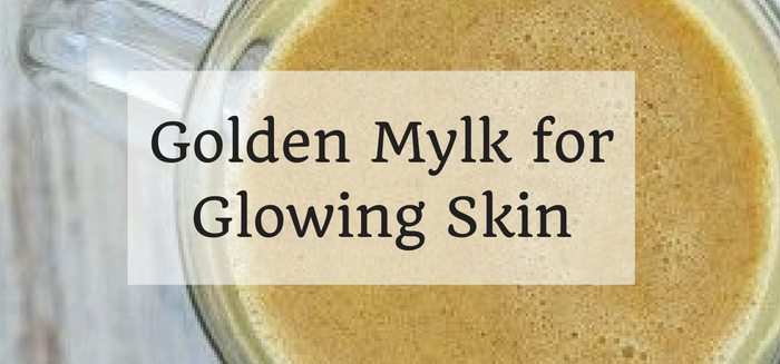 Golden Mylk for Glowing Skin