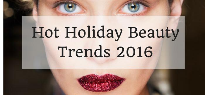 Festive Makeup Trends