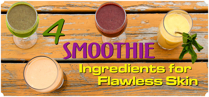 Smoothies for Great Skin