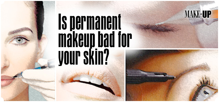 What is permanent makeup?