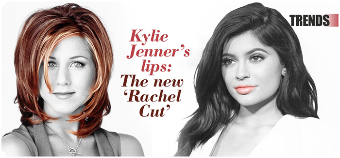 Kylie Jenner's lips…