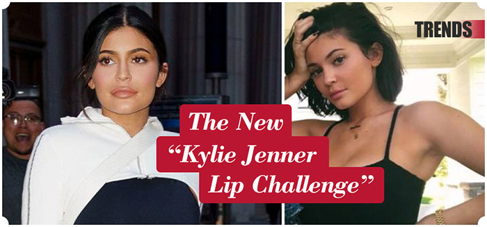Kylie Jenner's lips Part 2
