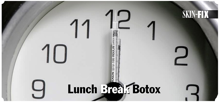 Lunch Break Botox
