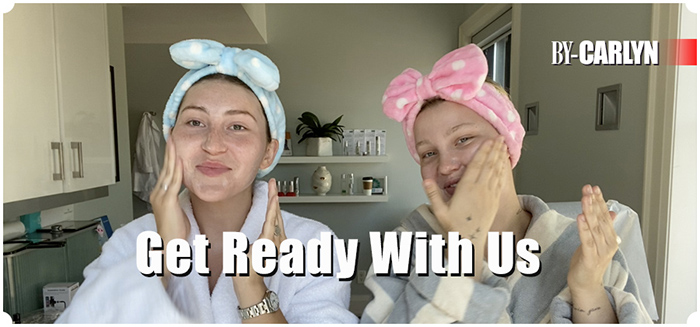 Get Ready With Us