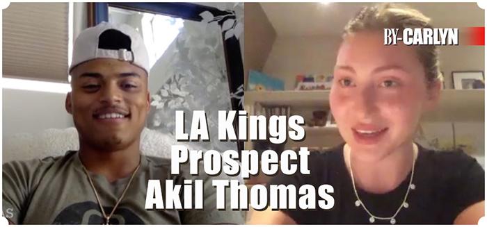 Exclusive Akil Thomas Interview
